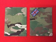 Multicam MTP Blank UBACS Patch MTP Blanking Patch Multicam Blank Hook & Loop
