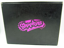 Shopkins Mystery Edition Figure Set in Black Box with 40 Rare Toys from 2013