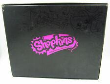 Shopkins Figure Set, Mystery Edition w/ Black Box & 40 Rare Toys (2013)