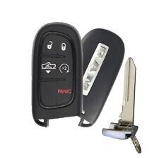 14-18 RAM 1500 2500 3500 Keyless Remote Smart Key Entry Fob Transmitter 5BTN OEM