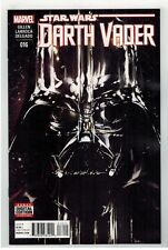 STAR WARS: DARTH VADER #16 - MARK BROOKS COVER - SALVADOR LAROCCA ART - 2016