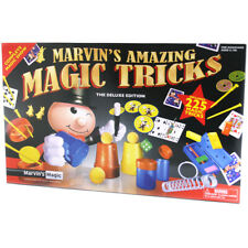 Marvin's Amazing Magic Tricks The Deluxe Edition 225 Trick Set