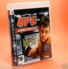 UFC 2009 UNDISPUTED PS3 USATO