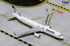 Gemini Jets Iran Air Airbus A321 GJIRA1646 1/400 REG# EP-IFA. New