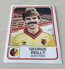 Panini - Football 84 - # 394 George Reilly Watford