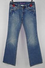 Rewind Juniors Mid Rise Boot Jeans Size 7