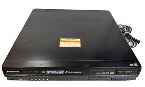 Panasonic DVD-F87 5-Disc Changer DVD/CD Player - Works!