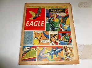 EAGLE Comic - Year 1955 - Vol 6 - No 12 - Date 25/03/1955 - UK Paper Comic