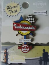 Hard Rock Cafe Indianapolis Indy 2018 Road Trip Series Pin Limited Edition 150