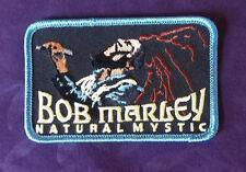BOB MARLEY PATCH NATURAL MYSTIC REGGAE SKA RASTA