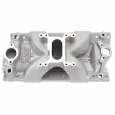 Edelbrock Victor Jr Sportsman 2v 23 Degree Intake Manifold For Chevy 262 400 V8