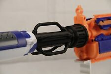 3D Printed - Steam Punk Nerf Barrel Extension for Nerf Silencer - Gun Blaster