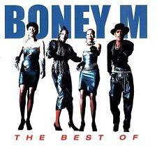 (CD) Boney M. - The Best Of Boney M. - Rivers Of Babylon, Brown Girl In The Ring