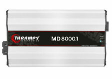 Taramps MD 8000.1 1 OHM Amplifier