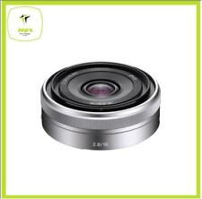Sony E 16mm F2.8 SEL16F28 Wide Angle Prime Lens Brand New