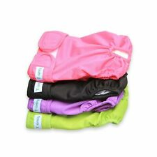 Teamoy 4PCS Pack Dog Diapers, Reusable Washable Female Sanitary Physiological...