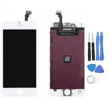 LCD Lens Touch Screen Display Digitizer Replacement for iPhone 6 White + 8 Tools
