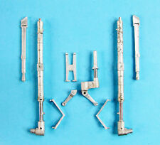 Focke-Wulf Fw 190A-5 Landing Gear replacement for 1/18 Hobby Boss SAC 18003