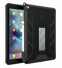 Built-In Screen Shockproof Case For Apple iPad Pro 12.9 (1st Gen 2015) Black