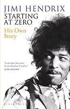 Starting at Zero: His Own Story NUEVO Brossura Libro  Jimi Hendrix