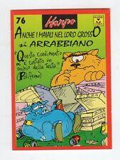 figurina card - HARPO MASTER CARDS  - numero 76