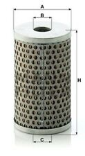 MANN-FILTER Filter, Arbeitshydraulik H 601/4