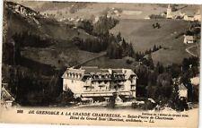 CPA  De Grenoble a la Grande Chartreuse -Saint-Pierre de Chartreuse...  (243851)