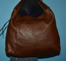 HOBO INTERNATIONAL Large Brown Leather Carryall Shoulder Hobo Shopper Purse Bag