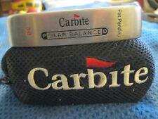 CARBITE POLAR BALANCED DC PUTTER Rifle Shaft + Cover Patent Pending