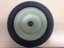 Leaf Lawn Sweeper Drive Wheel & Tyre Complete Assembly