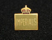 WWII IMPERIALS Canadian Army Lapel Pin Badge