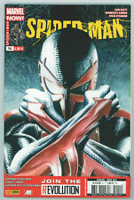 SPIDER-MAN 9A 9.4 FRENCH CANADIAN EDITION PANINI COMICS WHITE PAGES 2014
