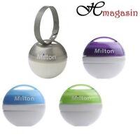 Milton Mini Portable Soother Pacifier Dummy Steriliser