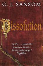 Dissolution by C. J. Sansom (Paperback, 2007)