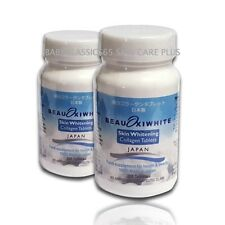 2jars Beauoxi White Skin Whitening COLLAGEN TABLETS *300 tabs/jar MADE IN JAPAN