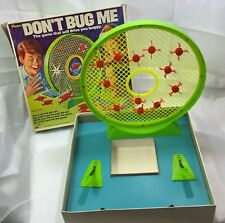 Hasbro Dont Bug Me Game 3050 Vintage 1971 Action Dexterity Board Game