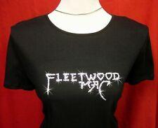 Awesome Bling Fleetwood Mac Swarovski Rhinestone Concert Shirt Brand New