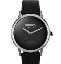 Puma Herrenuhr Suede Limited Edition PU104101001 Hommage an Sneaker von 1968