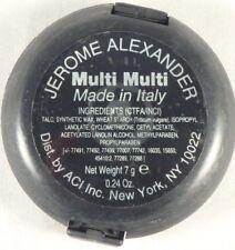 Jerome Alexander Multi Multi Face Powder Compact .24oz NEU & VERSIEGELT