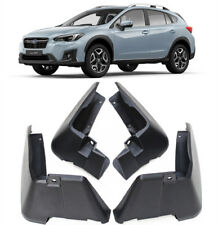 Genuine OEM Splash Guards Mud Guards Flaps Fit FOR 2017-2018 Subaru XV CROSSTREK