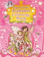 Flower Fairies Alphabet Colouring Book - Brand New Fast Post 9780723264965