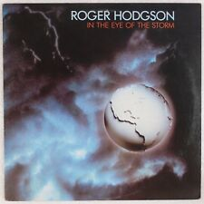ROGER HODGSON: In the Eye of the Storm USA A&M '84 Pop Rock Supertramp Vinyl LP