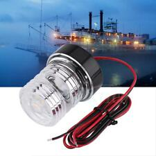 12V Marine Boat Yacht Navigation All Round 360° LED Anchor Light Waterproof