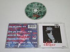 Joe Ely / Love and Danger (MCA McD 10584) CD Album