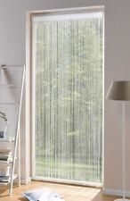 Vorhang weiße Perlen, Perlenvorhang,Türvorhang, Fensterdekoration