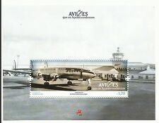 Portugal 2014 - Airplanes that Azores Know - Lockheed Super Constellatio S/S MNH