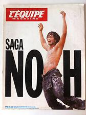 L'Equipe Magazine du 20/07/1991; La Saga Noah