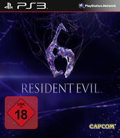 Resident Evil 6 (uncut) - [PlayStation 3] [video game]