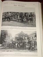 1899 Boers Entraining Caballos Joburg Boer Prisoners