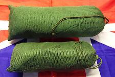 British Army Microfibre/Fleece Combat Towel inc. Stuff Sack - Medium or Large